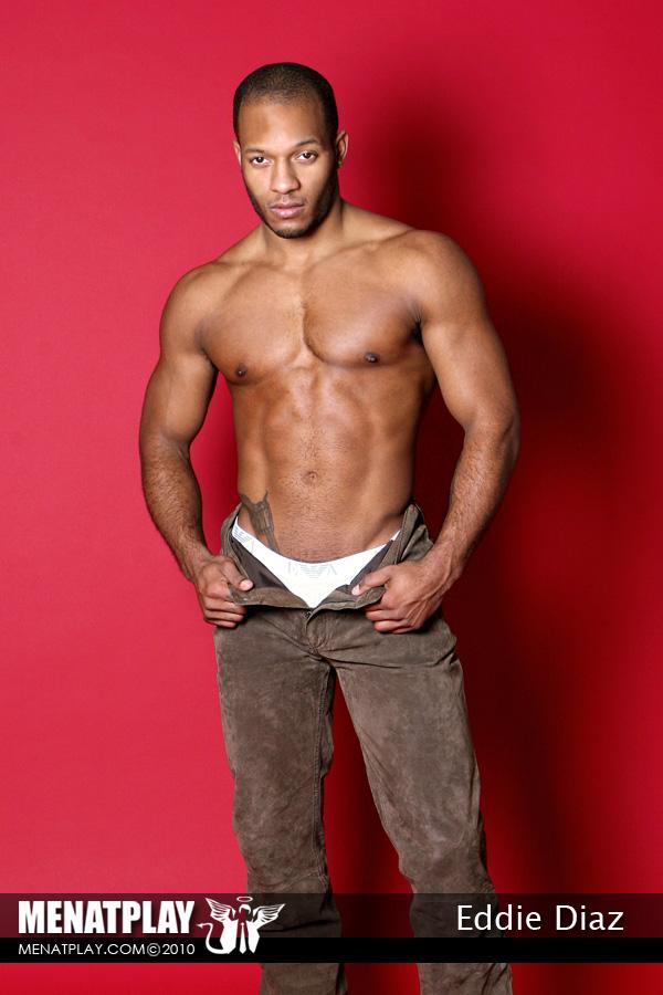 Men at Play   Eddie Diaz Showcase - Bodybuilder Beautiful