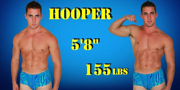 Wrestler Hooper