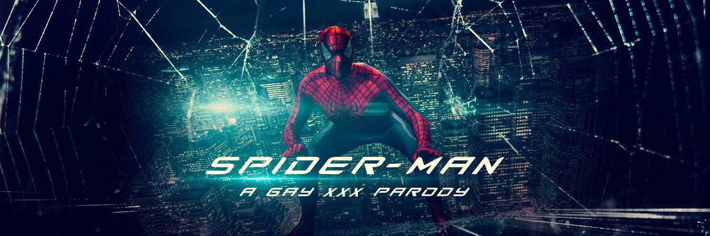 Spiderman : A Gay XXX Parody