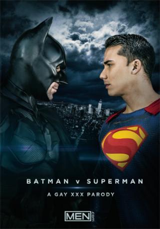 Batman V Superman : A Gay XXX Parody