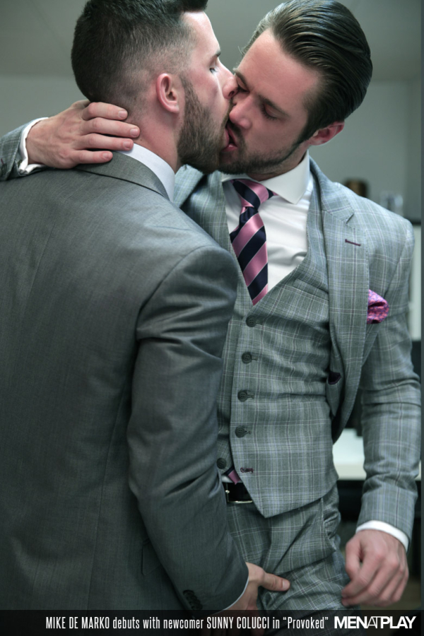 Gay suit video