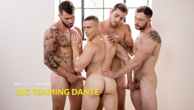 Tag Teaming Dante Featuring Dante Martin, Carter Woods, Johnny Hill, and Markie More