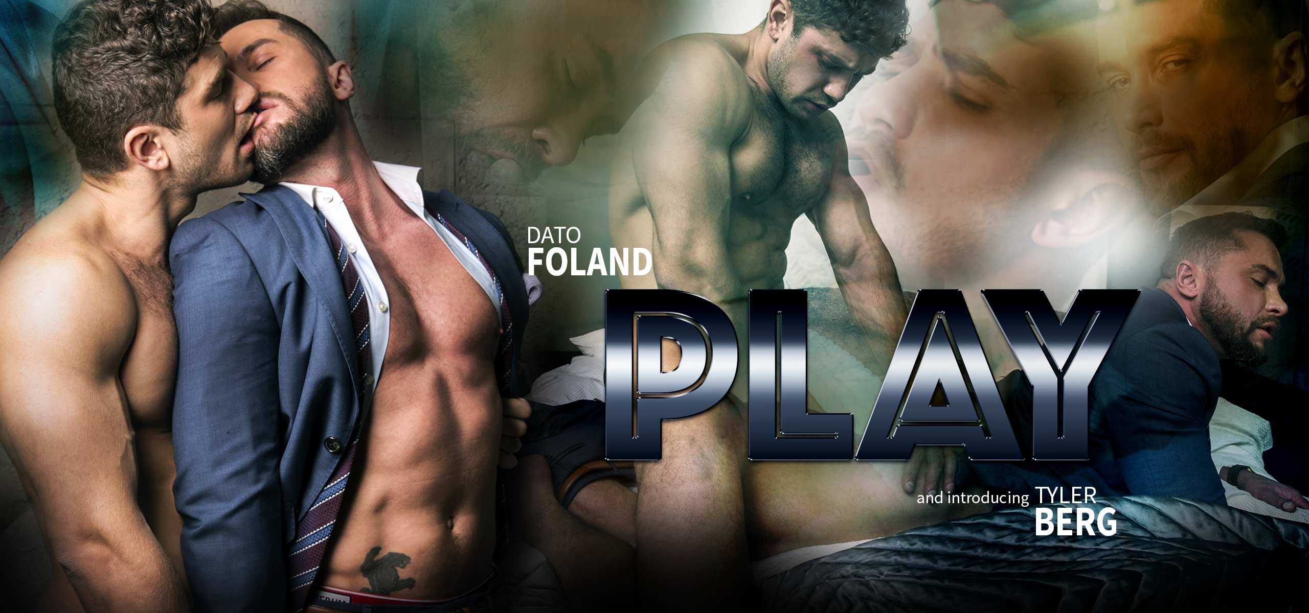 Men at Play Play Starring Dato Foland and Introducing Tyler Berg