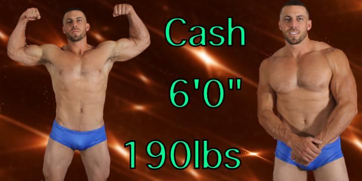 Wrestler Cash
