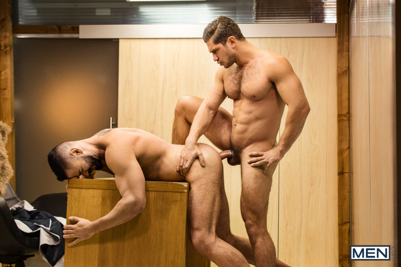 To Protect And Service The Cock Featuring Dato Foland and Victor D'Angelo (0015)
