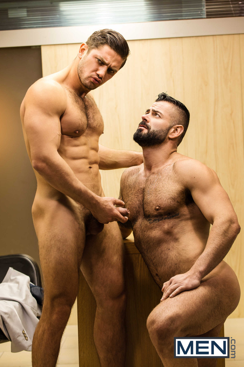 To Protect And Service The Cock Featuring Dato Foland and Victor D'Angelo (0020)