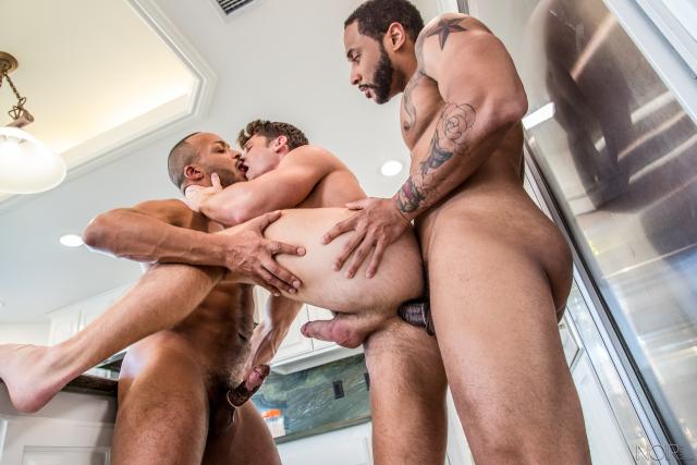 Plumber's Helper Featuring Devin Franco, Dillon Diaz, and Jaxx Maxim (98843_12)