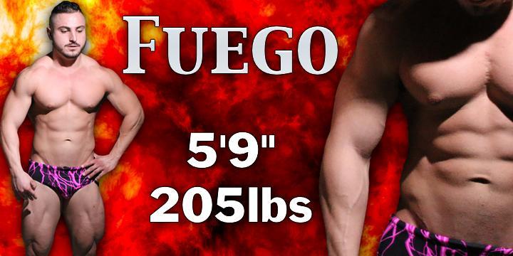 Wrestler Fuego