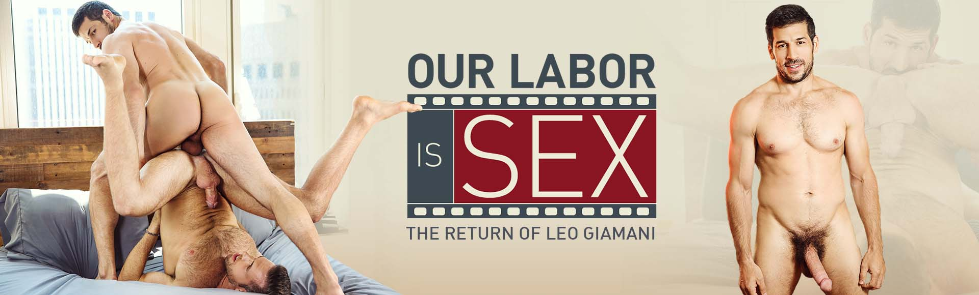 Our Labor is Sex Part 2 Featuring Alex Mecum and Leo Giomani