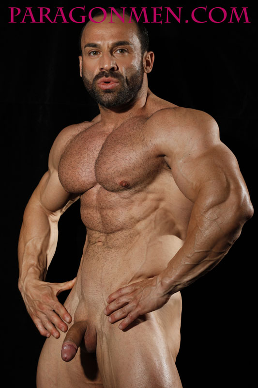 Bodybuilder Beautiful Profiles - Erik From Paragon Men-6158