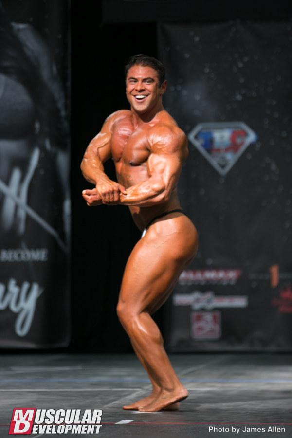 Bodybuilder Beautiful Profiles - Joey Monteverdi