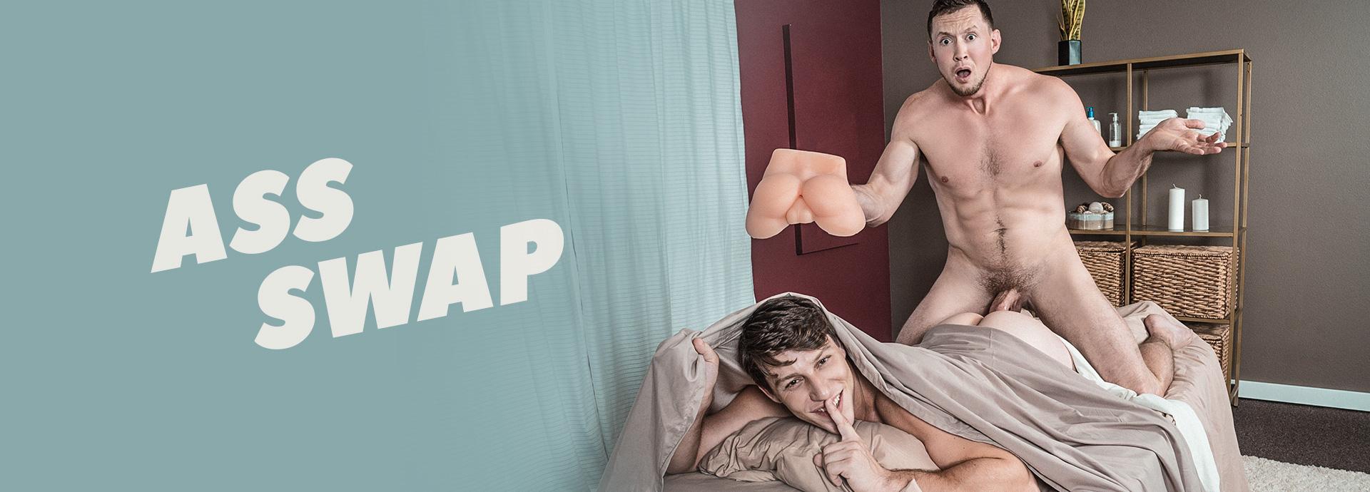 Ass Swap Part 3 (Bareback)