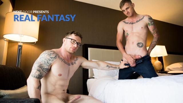 Real Fantasy Featuring Markie More and Ryan Jordan