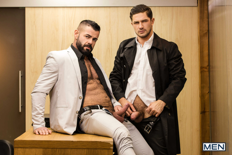 To Protect And Service The Cock Featuring Dato Foland and Victor D'Angelo (0002)