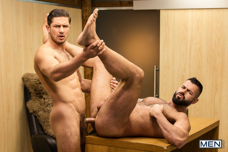 To Protect And Service The Cock Featuring Dato Foland and Victor D'Angelo (0019)