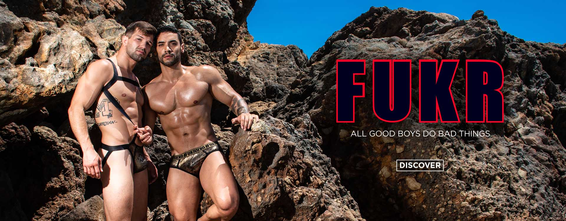 Andrew Christian Fukr Collection