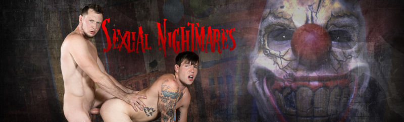 Sexual Nightmares Part 3 Featuring Buck Richards and Pierce Paris