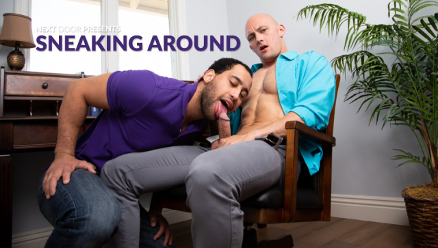 Sneaking Around Featuring David Rose and Trevor Laster