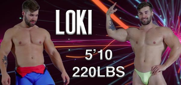 Wrestler: Loki