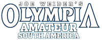2019 Olympia Amateur South America