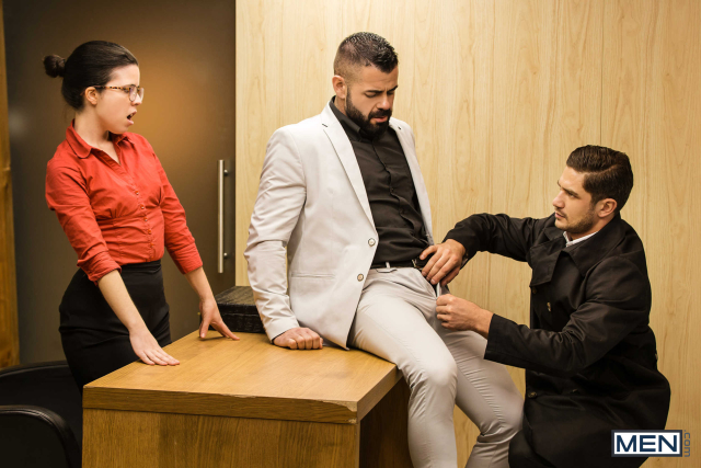 To Protect And Service The Cock Featuring Dato Foland and Victor D'Angelo (0001)