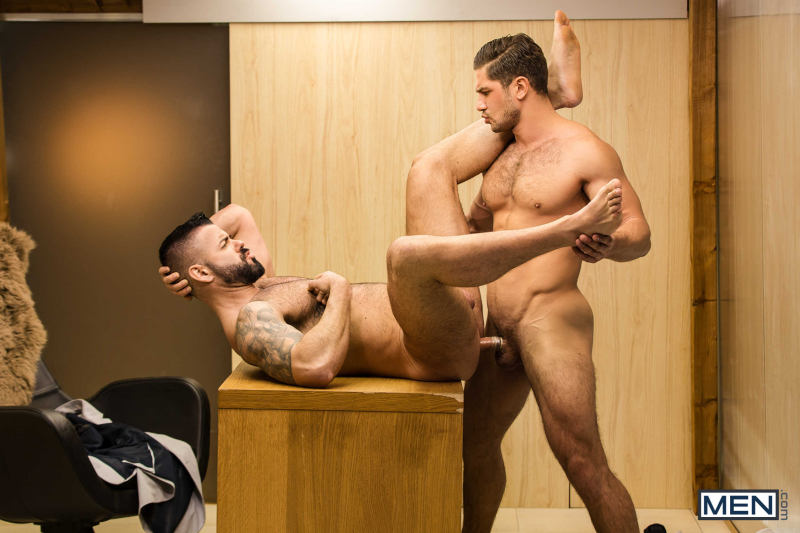 To Protect And Service The Cock Featuring Dato Foland and Victor D'Angelo (0010)
