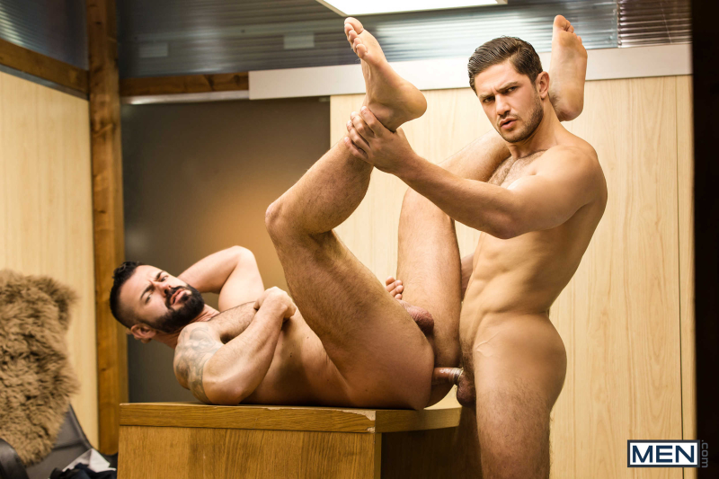 To Protect And Service The Cock Featuring Dato Foland and Victor D'Angelo (0012)