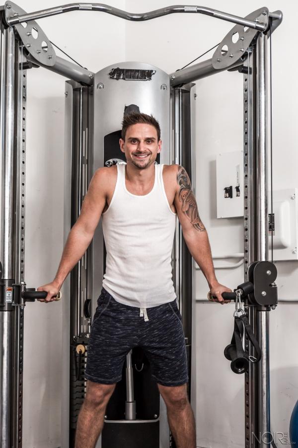 Bodybuilder Beautiful Profiles Jackson Reed