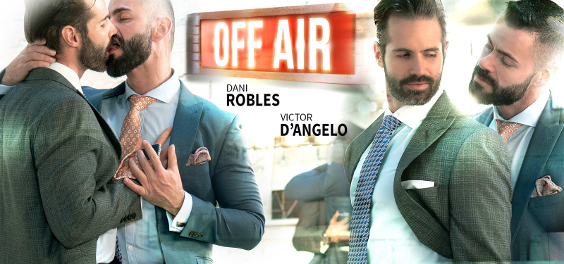 Men at Play Off Air Starring Dani Robles and Victor D'Angelo
