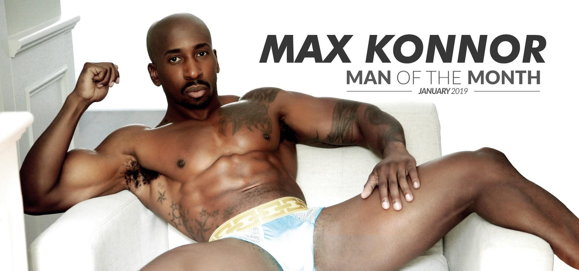 Noir Male MOTM - Max Konnor