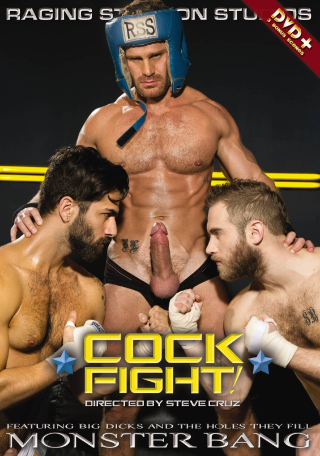 Raging Stallion Cock Fight!