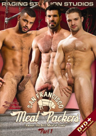 Raging Stallion San Francisco Meat Packers - Part 1