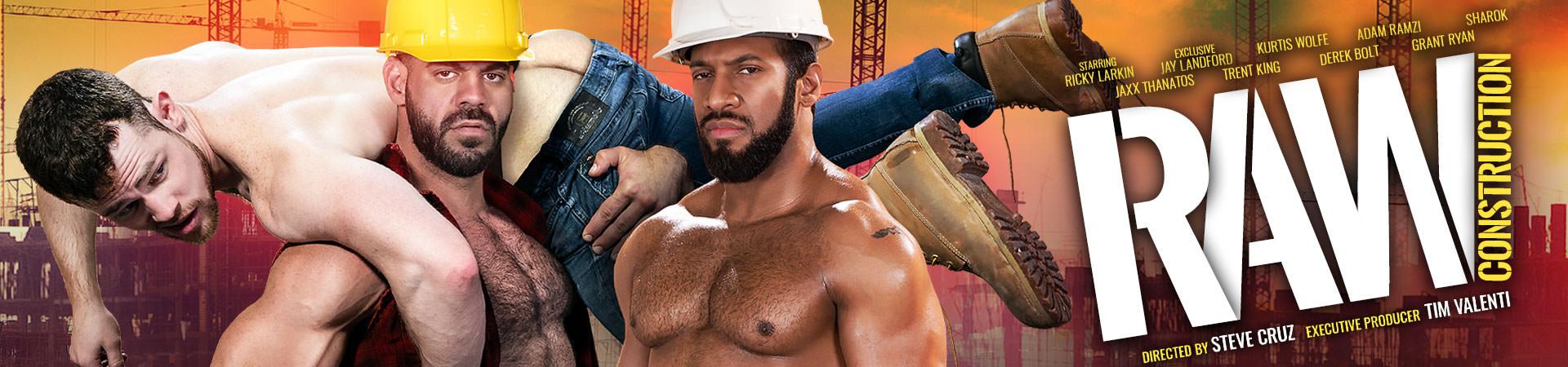 Raging Stallion Raw Construction