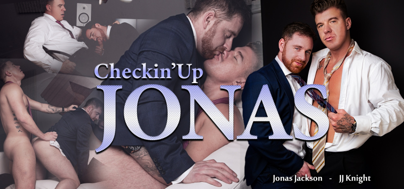 Men at Play Checkin' Up Jonas Starring JJ Knight and Jonas Jackson