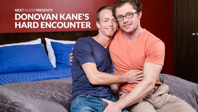 Donovan Kane's Hard Encounter Featuring Donovan Kane and Markie More