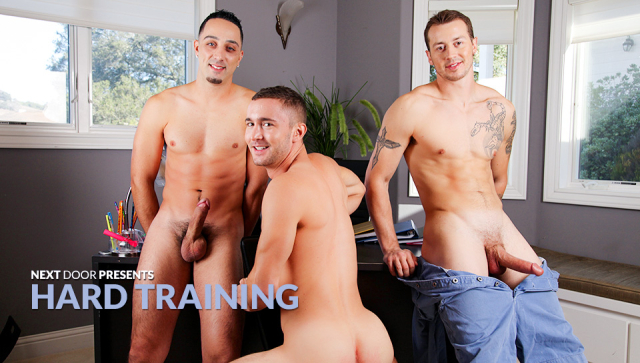 Hard Training Featuring Andrew Fitch, Colt Rivers, and Mark Long