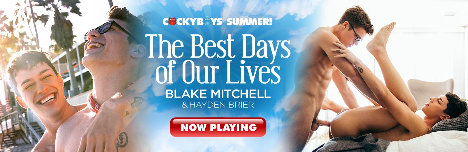 Blake Mitchell & Hayden Brier