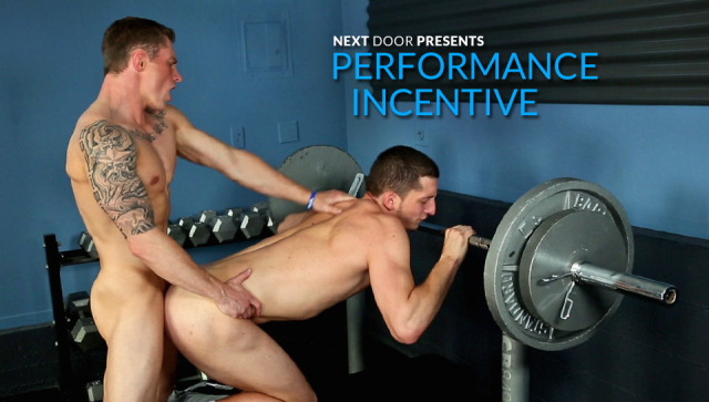 Performance Incentive (BAREBACK) Featuring Drake Tyler and Markie More
