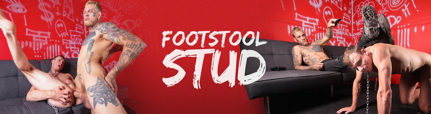 Bromo Footstool Stud Featuring Bo Sinn and Windom Gold