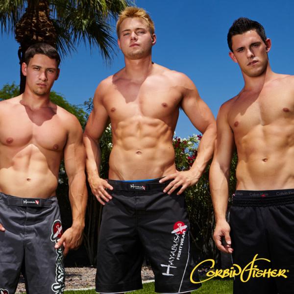 Bodybuilder Beautiful Profiles - Corbin Fisher Model Cain (1)