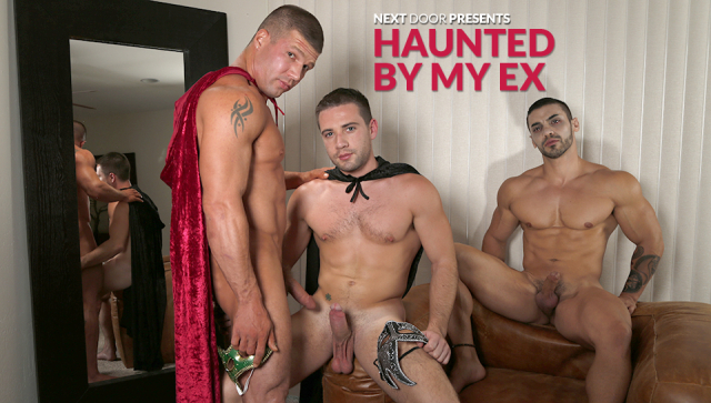 Haunted by my Ex Featuring Arad Winwin, Dylan Knight, and Hunter Stone