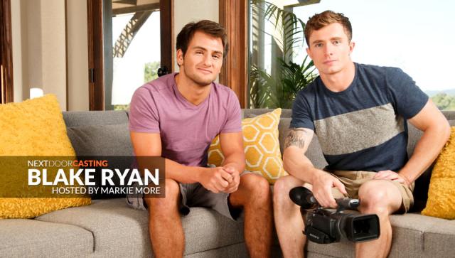Casting Audition: Blake Ryan Featuring Blake Ryan and Markie More