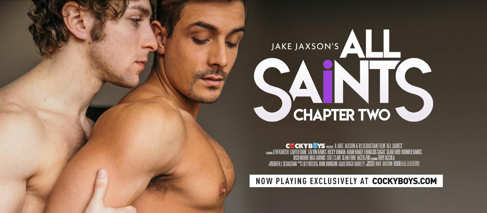 All Saints Chapter 2: Calvin Banks & Carter Dane (BAREBACK)