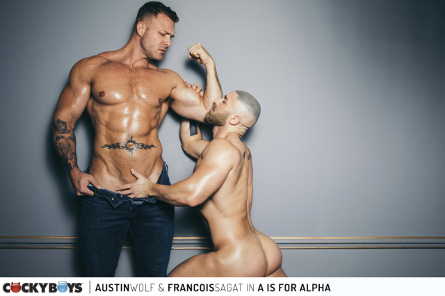 Austin wolf-francois sagat a-for-alpha-8428