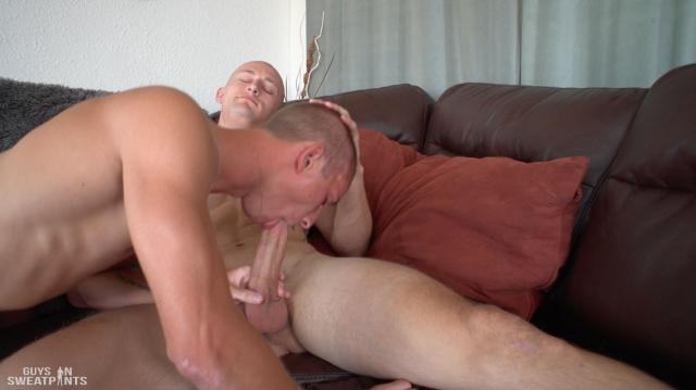 Trevor Laster and Theo Brady 12