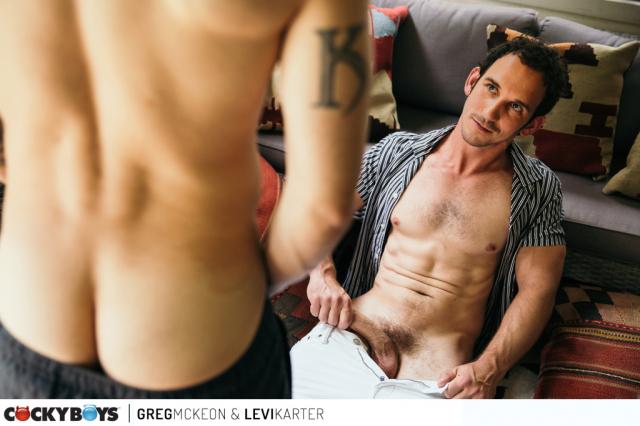 Greg mckeon-levi karter-0882