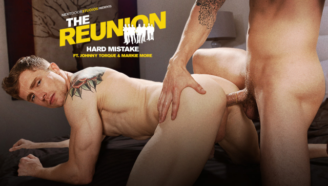 The Reunion: Hard Mistake Featuring Johnny Torque and Markie More