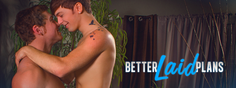 Helix Studios Better Laid Plans Featuring Connor Maguire and Ryker Madison