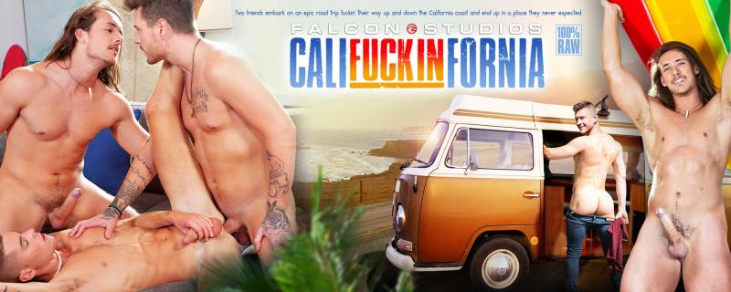 Falcon Studios Califuckinfornia