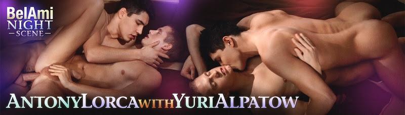 NIGHT SCENE with Antony Lorca and Yuri Alpatow